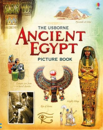 Ancient Egypt Picture Book | Dodax.ch