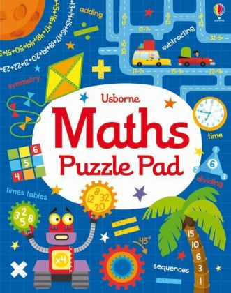 Maths Puzzle Pad | Dodax.co.uk