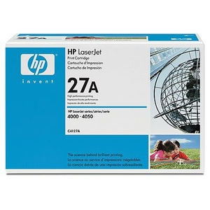 HP 27A Cartridge 6000pages Black   Dodax.co.uk