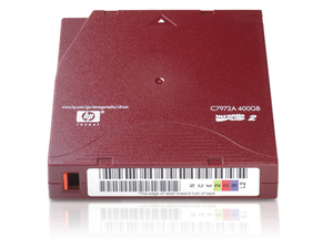 HP C7972A: LTO-2 Ultrium Cartridge, 400GB | Dodax.ch