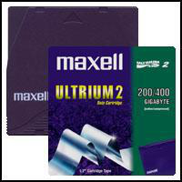 Maxell Data Cart 200-400GB LTO Ultrium2 | Dodax.ch