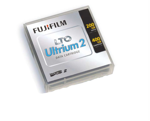 Fujifilm LTO Tape 200GB Ultrium 2 | Dodax.at
