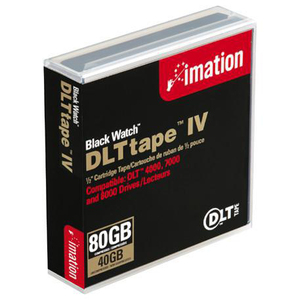 Imation Black Watch DLTtape IV | Dodax.ch