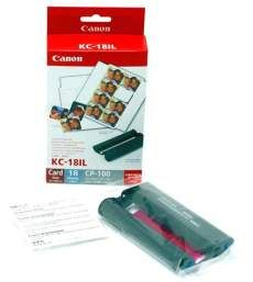 Canon Fotopapier KC-18IL (18) Pak 18 vel ink cartridge | Dodax.co.jp