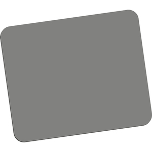 Fellowes - Mouse Pad, Silver (29702) | Dodax.fr
