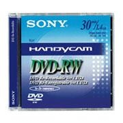Sony Mini DVD-RW 1.4GB 1pk | Dodax.nl