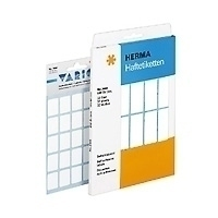 HERMA Multi-purpose labels 12x19mm red 160 pcs. | Dodax.fr