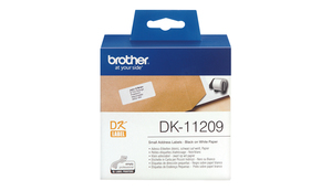 Brother P-touch DK-11209 Adress-Etiketten | Dodax.de