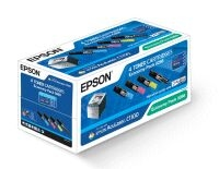 Epson AL-C1100 Economy Pack | Dodax.co.uk
