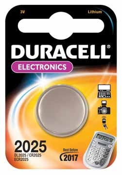 Duracell CR2025 | Dodax.at