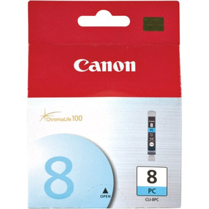 Tinte Canon CLI-8PC photo-cyan | Dodax.at