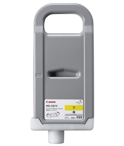 Canon PFI-701Y Pigment Yellow Ink Cartridge | Dodax.ch