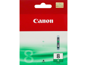 Tinte Canon CLI-8G grün, 13ml | Dodax.at