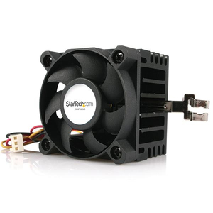 StarTech.com 50x50x41mm Socket 7/370 CPU Cooler Fan w/ Heatsink and TX3 and LP4 | Dodax.co.uk