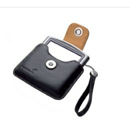 TomTom Leather Case and Strap | Dodax.ch