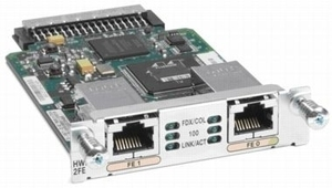 Cisco Two 10/100 Routed Port HWIC | Dodax.ch
