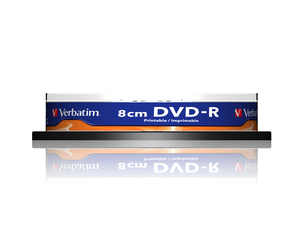 Verbatim Mini-DVD-R 1.4GB, 10er Spindel | Dodax.ch