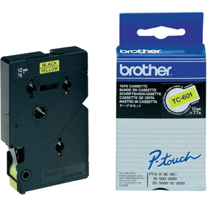 Brother P-touch Farbband TC-601, TC-Band | Dodax.ch