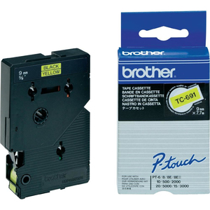 Brother Labelling Tape 9mm | Dodax.co.uk