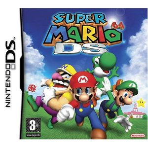 Nintendo Super Mario 64 DS German Edition - DS | Dodax.at