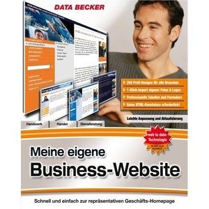 Data Becker Meine eigene Business Website | Dodax.at
