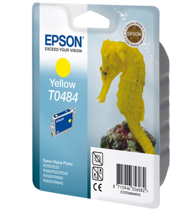 Tinte Epson C13T04844010 yellow, 13ml | Dodax.de