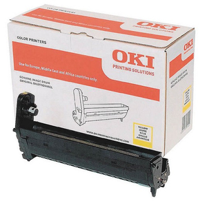 OKI Yellow image drum for C5650/5750 20000pages Yellow printer drum | Dodax.co.uk