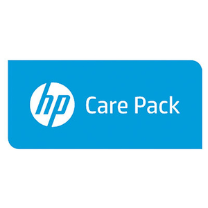 HP 4 year Care Pack w/Next Day Exchange for LaserJet Printers | Dodax.ch