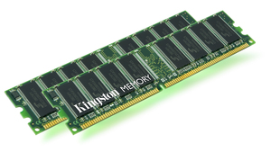 Kingston 1GB DDR2 800Mhz Module CL6 | Dodax.at