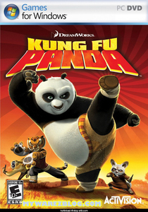 Activision Kung Fu Panda - PC PC video game | Dodax.ca