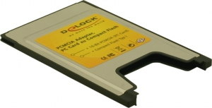 DeLock 91051 PCMCIA Compact Flash Karten | Dodax.co.jp