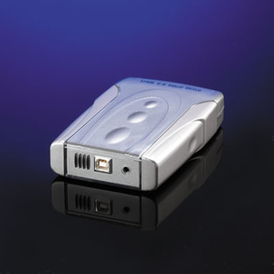 "Value Ext. 2.5"" HDD-Box, IDE/USB2.0 