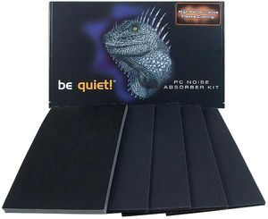 be quiet! Noise Absorber Kit, Universal Midi | Dodax.ch