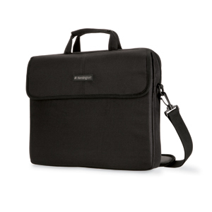 Kensington Simply Portable 15.6'' Laptop Sleeve- Black | Dodax.com