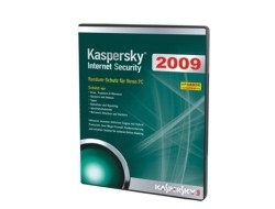 Kaspersky Internet Security 2009, Upgrade, CD-ROM in DVD-Box | Dodax.at