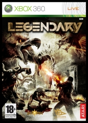 Legendary German Edition - XBox 360 | Dodax.co.jp