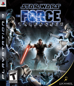 Star Wars: The Force Unleashed German Edition - PS3   Dodax.nl