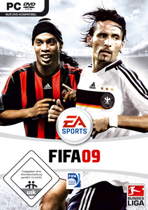Electronic Arts FIFA 09, PC PC video game | Dodax.co.uk
