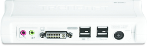 Trendnet TK-204UK interruptor KVM | Dodax.es