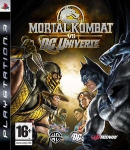 Mortal Kombat VS. DC Universe German Edition - PS3 | Dodax.fr