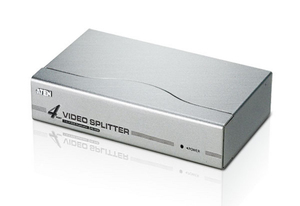 Aten VS94A: 4Port VGA-Splitter 1920x1440 | Dodax.ch