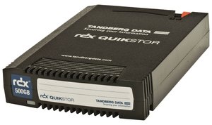 Tandberg RDX Medium: 500GB | Dodax.at