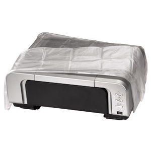 Hama Universal dust cover for printer, transparent | Dodax.ch