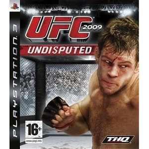 THQ UFC 2009: Undisputed (PS3) | Dodax.ca
