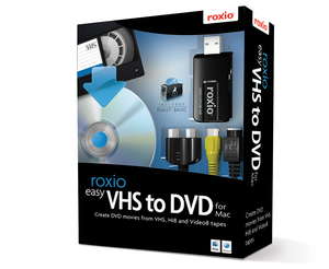 Corel Easy VHS to DVD for Mac | Dodax.ch