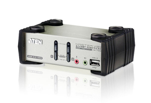 Aten CS1732B: VGA KVM Switch, 2Port | Dodax.at
