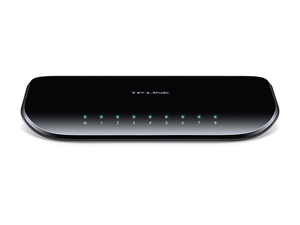 TP-LINK TL-SG1008D network switch | Dodax.co.uk