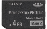Sony MSMT4GN 4Go MS Pro Duo mémoire flash | Dodax.fr