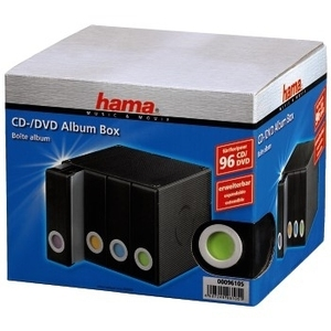 Hama CD/DVD Album Box 96 | Dodax.ch