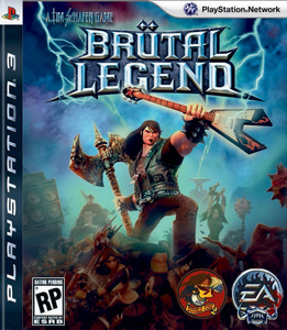 Brütal Legend UK Edition - PS3 | Dodax.co.jp